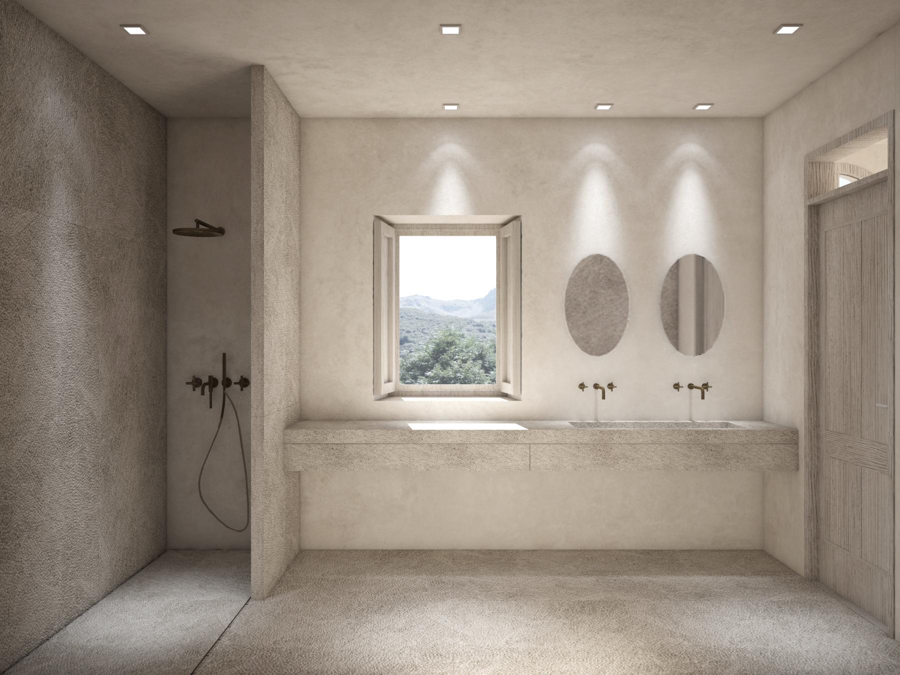 07 0 baño suite B b